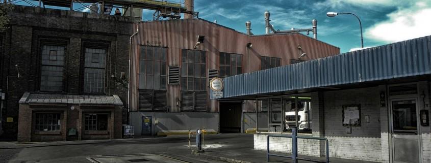 usine amiante