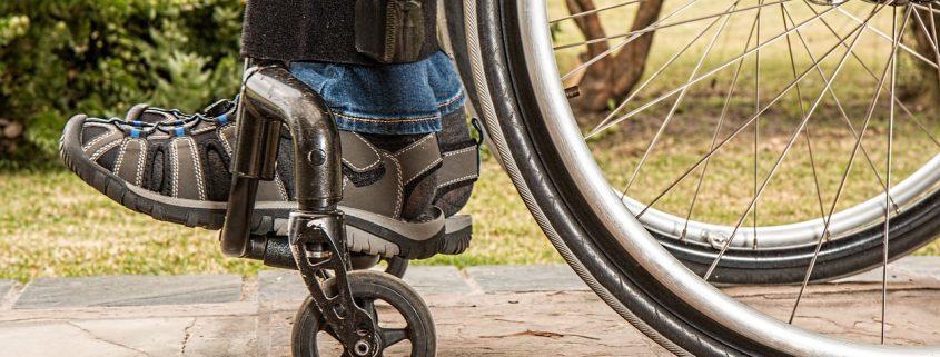 adulte handicapé