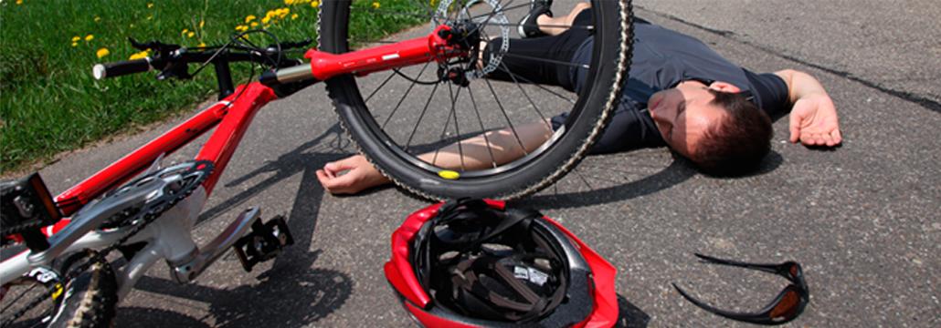 Accident de vélo Valence Drome